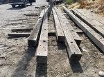 8 x 9 x 20-29' Weathered Timbers (For Review)