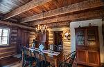 Missouri Residence/Interior--Hand-Hewn Oak Timbers and Harbor Fir Timbers, WeatheredBlend Barnwood, Hand-Hewn Skins are an original stack