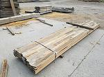 "bc# 210188 - 1"" x 4"" Hardwood Weathered KD Lumber - 281.67 bf - kd, edged"