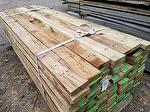 "bc# 211983 - 2"" x 6"" Hardwood Weathered Lumber - 1,036.00 bf - 9'-10' lengths"