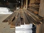 1 x 4 Antique Gray Barnwood (WY)