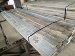 "bc# 215943 - 1"" x 5.5"" Hardwood Weathered Lumber - 191.58 bf - Edged, 7'-10' lengths"