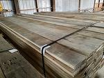 "bc# 215945 - 1"" x 6"" Hardwood Weathered Lumber - 574.75 bf - Edged, 8'-10' lengths"