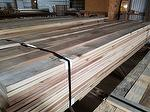 "bc# 215946 - 1"" x 5.5"" Hardwood Weathered Lumber - 462.00 bf - Edged, 8'-10' lengths"