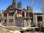 Antique Barnwood Mixed Brown and Gray, NatureAged Barnwood, TWII Character Timbers - Frisco, Colorado