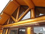 Mushroomwood Window Trim - La Veta, Colorado