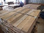 Mixed Hardwood Weathered Lumber from Ruby Pipeline Blocks