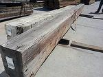 bc# 54624 - 9x16 x 20' DF Weathered Timbers - 240.00 bf