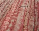 NatureAged Red Painted Barnwood Lumber