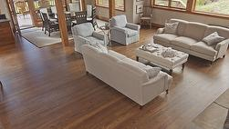 Classic Heart Pine Smooth T&G Flooring