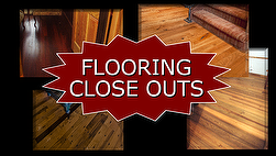 Flooring Closeouts