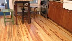 Classic Southern Yellow Pine T&G Flooring
