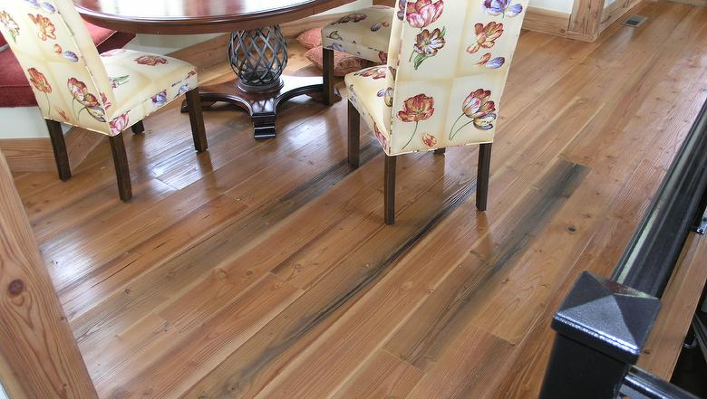 Trestlewood II Salty Fir Smooth T&G Flooring