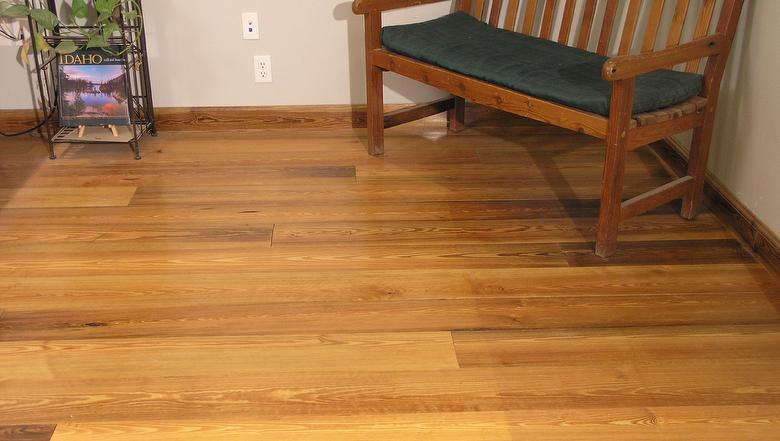 River Reclaimed Heart Pine T Amp G Flooring