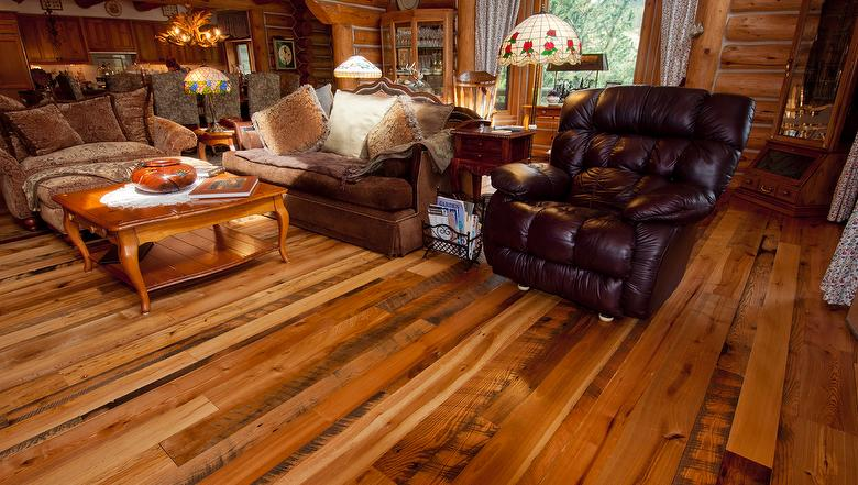 Trailblazer Mixed Hardwood S P Flooring