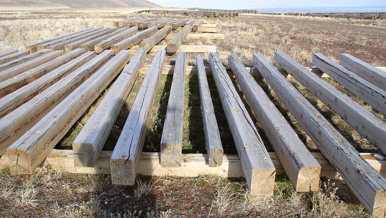 Cedar Weathered Timbers