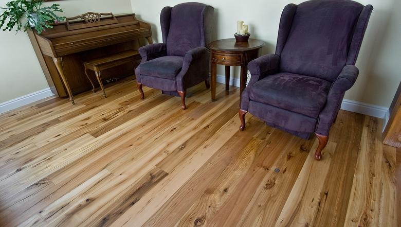 Trailblazer Mixed Hardwood Smooth Flooring