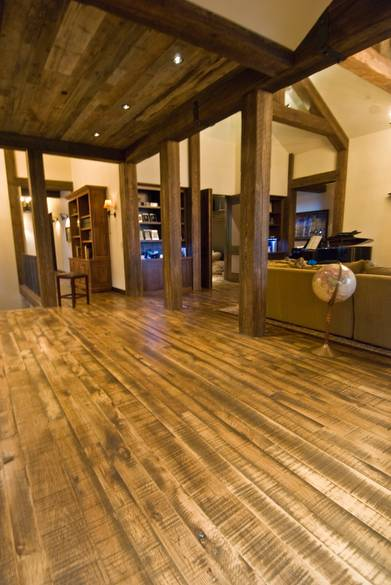 Photo 10619 weathered twii timbers and barnwood for Twii