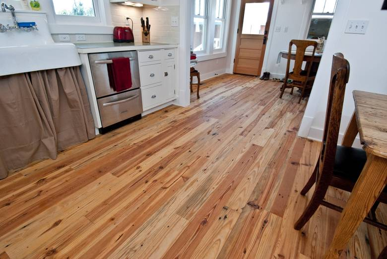 Photo 11124 Spiegel S Southern Yellow Pine Flooring 4 3 4