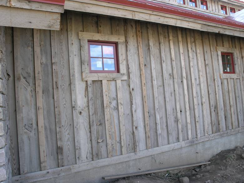 Photo 11605 Coverboard Siding 2x6 Window Framing