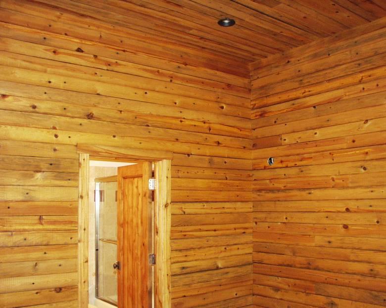 Photo 1656 Southern Yellow Pine Paneling