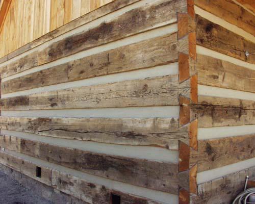 Photo 1865 Orem Utah Cabin Weathered Siding