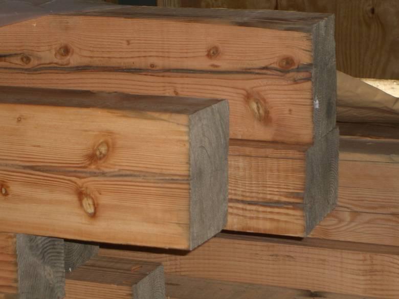 Douglas Fir S4s Timbers Planed 6x6 6x8 8x8 8x14