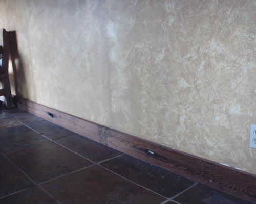 Photo 2045 Trestle Redwood Rustic Redwood Baseboard