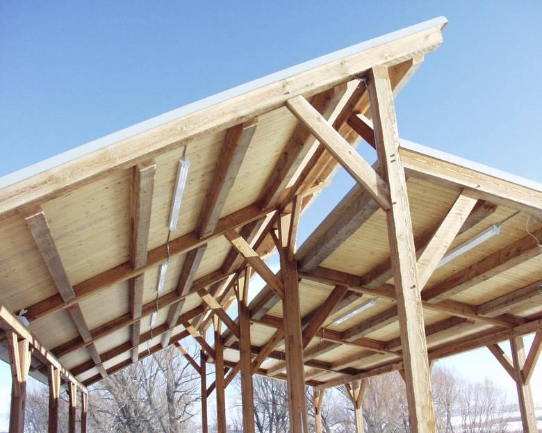 Photo 3164 Split Roof Design Trestlewood Ii
