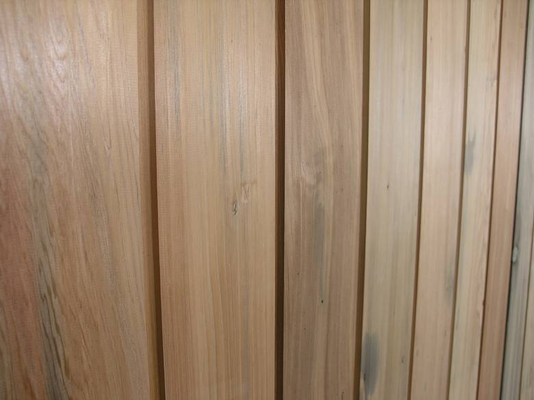 Photo 6716 Cypress Picklewood Shiplap Siding Planed