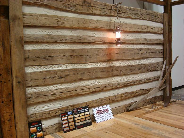 Photo 9225 antique hand hewn siding wall horizontal for Lumber calculator for walls
