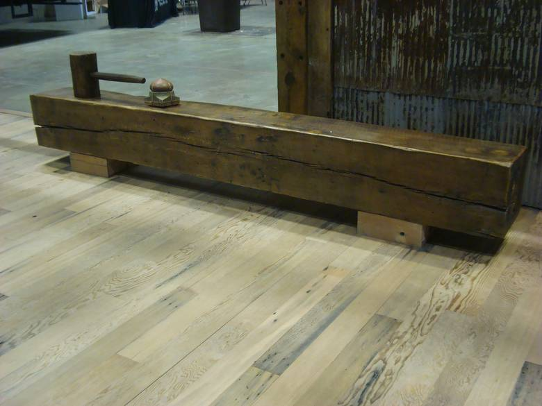 Brilliant Photo 9230 Oak Beam From The Lebanon Opera House Home Ibusinesslaw Wood Chair Design Ideas Ibusinesslaworg